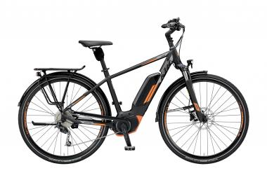 KTM MACINA FUN 9 CX5 black matt (grey orange)