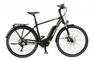 KTM MACINA SPORT 10 CX5 black matt (white green) 2019 - HE 28 -