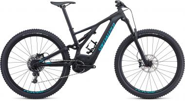 Specialized Men's Turbo Levo FSR - 29 -  Black/Nice Blue 2019