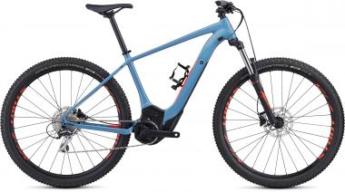 Specialized Men's Turbo Levo Hardtail 29 - 29 -  Storm Grey/Rocket Red 2019