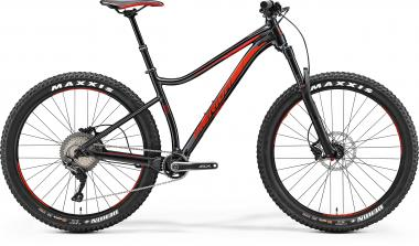 Merida BIG.TRAIL 800 - Hardtail 27.5 Zoll -  SCHWARZ 2017