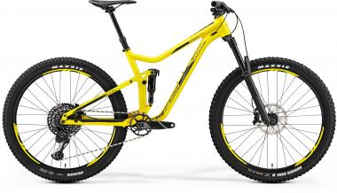 Merida ONE-FORTY 800 - 27.5 -  YELLOW(BLACK) 2019