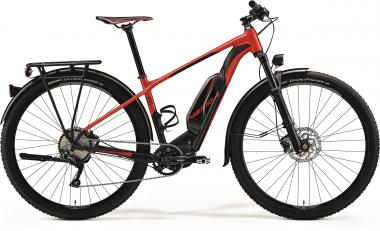 Merida eBIG.NINE 500 EQ - 29 -  RED/BLACK 2019