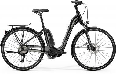 Merida eSPRESSO CITY 300 EQ - 28 -  BLACK(SILVER) 2019