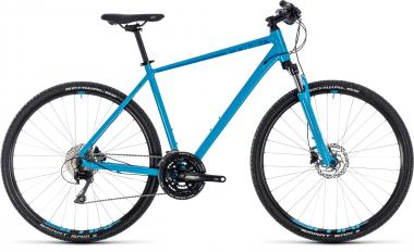 Cube Nature EXC blue´n´blue 2018 - Men 28 -