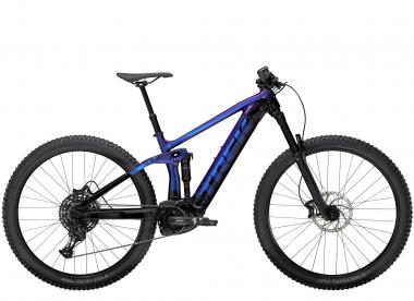 Trek Rail 5 625Wh Purple Flip/Trek Black 2021