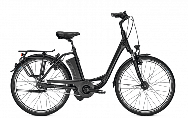 Raleigh DOVER 8 HS - 26 Wave RT 522 Wh - magicblack matt 46