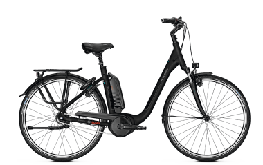 Raleigh KINGSTON diamondblack matt 2018 - 28 Comfort FL 482 Wh -