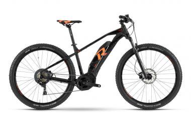 Raymon E-Nineray 7.0 - MTB Hardtail 29 -  black/orange 2019