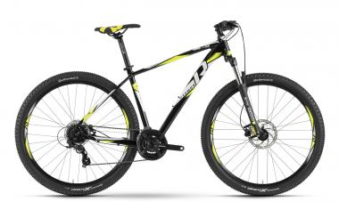Raymon Nineray 2.0 - MTB Hardtail 29 - black/white/yellow L