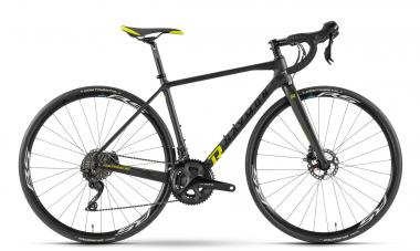 Raymon RaceRay 7.0 - Roadbike 28 -  carbon/yellow/black 2019