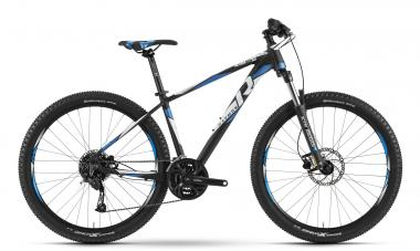 Raymon Sevenray 3.0 - MTB Hardtail 27,5 -  black/white/blue 2019