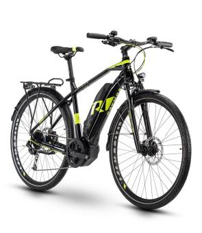 Raymon TourRay E 4.0 Black / Lime / Grey Glossy