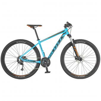 Scott Aspect 950 Cyan / Schwarz / Orange 2019