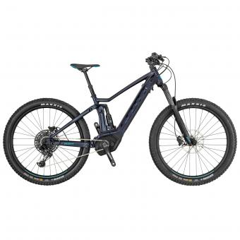 Scott Contessa Strike eRide 720 - 500 -  Blau 2019