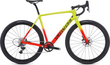 Specialized CruX Expert - 28 -  Gloss Team Yellow/Rocket Red/Tarmac Black/Clean 2019