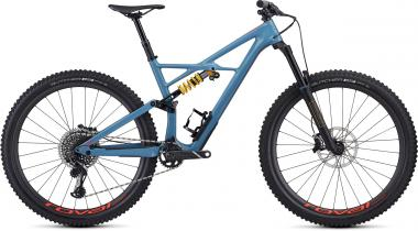 Specialized Enduro Pro 29 - 29 -  Gloss Storm Grey/Rocket Red 2019