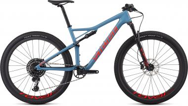 Specialized Men's Epic Expert - 29 -  Gloss Storm Grey/Rocket Red 2019