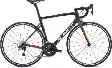 Specialized Men's Tarmac Comp - 28 -  Satin Carbon/Charcoal/Rocket Red/White 2019