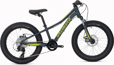 Specialized Riprock 20 - 20 -  Carbon Gray/Hyper Green/Cool Gray 2019