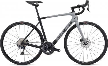 Specialized Roubaix Comp - 28 -  Satin Cool Grey/Black Fade/Clean 2019
