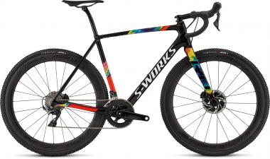 Specialized S-Works CruX - 28 -  Gloss SL Black/Cosmos/Rocket Red/White 2019