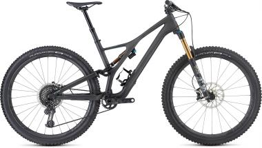Specialized S-Works Stumpjumper 29 - 29 - Satin Carbon/Storm Grey L