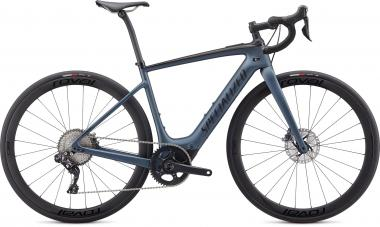 Specialized Turbo Creo SL Expert Cast Battleshíp / Black / Raw Carbon 2020 - 28 320 Wh -