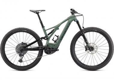 Specialized Turbo Levo Expert Carbon Sage Green / Forest Green  2021 - 700Wh 29
