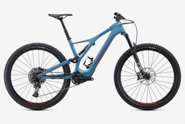 Specialized Turbo Levo SL Comp Carbon Storm Grey / Rocket Red  2021 - 320Wh 29