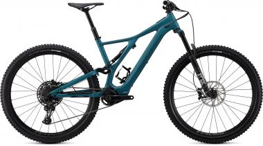 Specialized Turbo Levo SL Comp Dusty Turquoise / Black  2021 - 320Wh 29