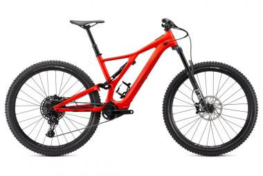 Specialized Turbo Levo SL Comp Rocket Red / Black  2021 - 320Wh 29