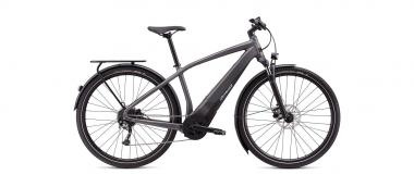 Specialized Turbo Vado 3.0 Charcoal / Black / Liquid Silver 2020 - 28 460 Wh -