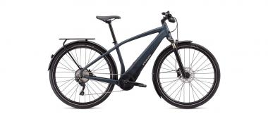 Specialized Turbo Vado 4.0 Carbon / Black / Liquid Silver 2020 - 28 500 Wh -