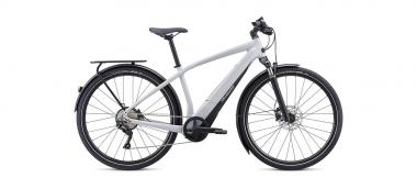 Specialized Turbo Vado 4.0 Dove Grey/Black/Liquid Silver 2020 - 28 500 Wh -
