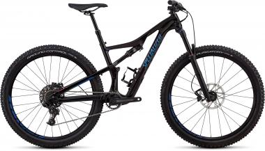 Specialized Women's Camber Comp Carbon 27.5 - 27.5 -  Gloss Black Tint Carbon/Chameleon 2019