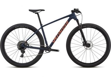 Specialized Specialized Women's Chisel Expert Satin Gloss Cast Blue/Acid Lava Clean 2018 L