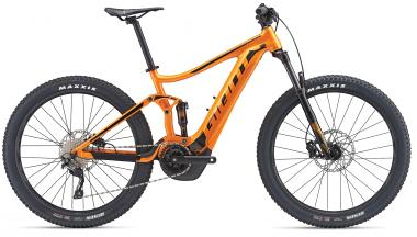 Giant Stance E+ 1 Metallicorange-Black 2019 - 500 -