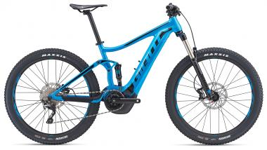 Giant Stance E+ 2 Metallicblue-Black 2019 - 500 -