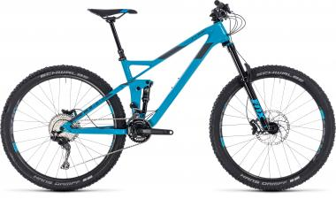 Cube Stereo 140 HPC Race blue´n´grey 2018 - 27.5 -