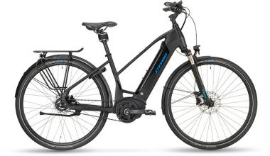 Stevens E-Courier Luxe - Lady 500Wh -  Stealth Black 2019