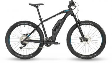 Stevens E-Scope+ - 27,5 500Wh -  Stealth Black 2019