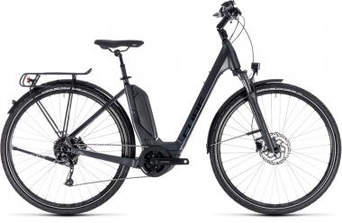 Cube Touring Hybrid ONE 400 - Easy Entry 28 - iridium´n´black 58