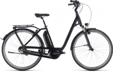 Cube Town Hybrid Pro 500 black´n´grey 2018 - Easy Entry 28 -