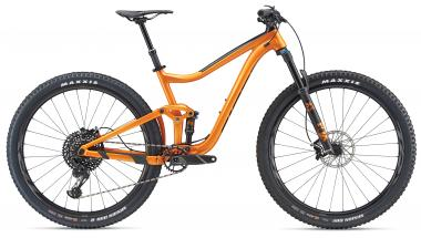 Giant Trance 1 29er Metallicorange-Black 2019