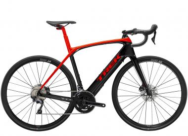 Trek DOMANE + LT Radioactive Red/Trek Black 2020 - 28 -