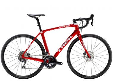 Trek DOMANE SLR 6 DISC - 28 -  Viper Red/Trek White 2019