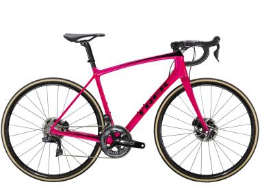 Trek EMONDA SLR 9 DISC WSD - 28 -  Radioactive Pink/Trek Black 2019