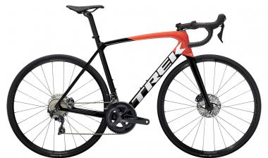 Trek Emonda SL 6 disc - Black/Radioactive Red