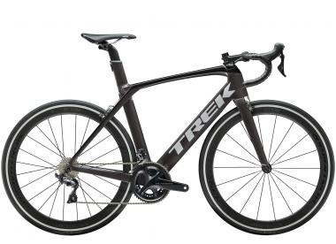 Trek MADONE SL 6 - 28 -  Black/Quicksilver 2019
